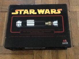 Star Wars collectors item - Obi-Wan Kenobi Lightsaber