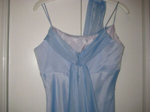 Light Blue Full Length Formal Gown Kingston Kingston Area image 2