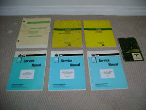 Farm Equipment Operator's and Service Manuals London Ontario image 1