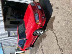 1990 Ford Mustang GT Other