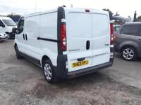 2013 RENAULT TRAFIC SL27dCi 115 Sport ***6 MONTHS WARRANTY ***FINANCE AVAILABLE