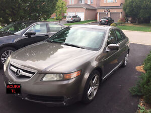 2006 Acura TL Sedan-NEW TIRES-EXCELLENT CONDITION-LTHR-2ND OWNER