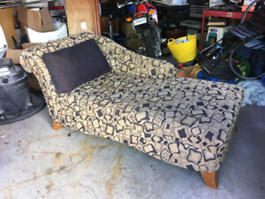 Couch - Chaise Lounge