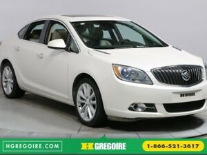 2014 Buick Verano Leather AUTO A/C GR ELECT CUIR MAGS TOIT OUVRA