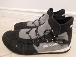 Seadoo Bombardier boots Mens Size 11- Great Condition