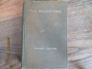 The Roadmender by Michael Fairless
