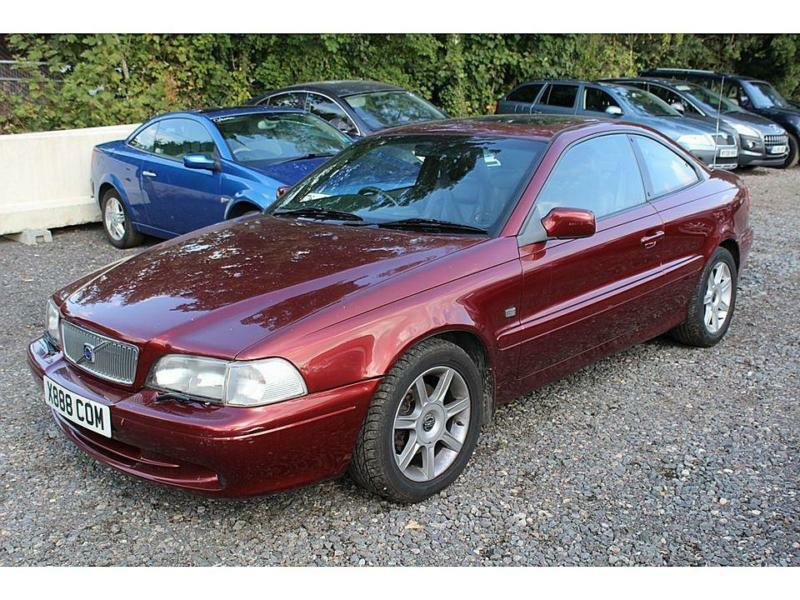 2002 VOLVO C70 2.0 GT COUPE
