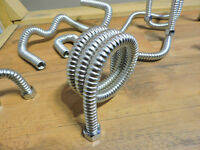 Custom Stainless Steel Corrugated Hose, custom made to your size
