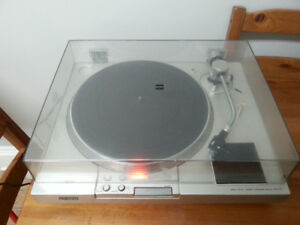 Sony PS-T15 Direct Drive Turntable