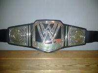 Wresting child toy belt  WWF