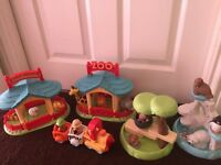 Early learning centre Happyland zoo!!