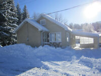 Two bedroom house in Crowsnest Pass