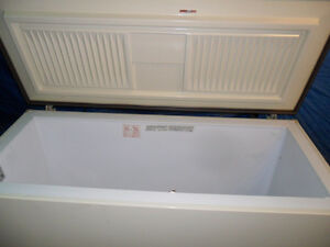 """Chest Freezer 21 1/2 """"wide x 50 1/2 """" long x 36 """" high $100. OBO"""