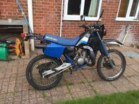 TSX 125 road legal motorbike