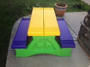 Kids Picnic Table - great condition!