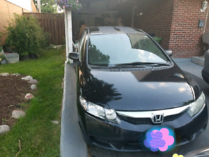 2010 honda civic cheap Price Reduced for quick sell.