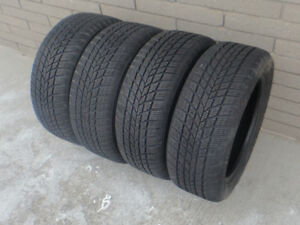 195-55R15 Hankook winter tire set
