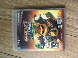 Ratchet and clank all 4 one game