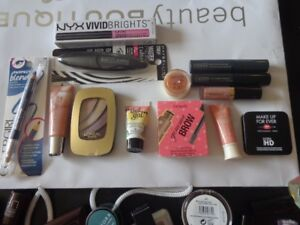 All brand new - Makeup - 4 FOR $20 - Benefit, Clinique etc.