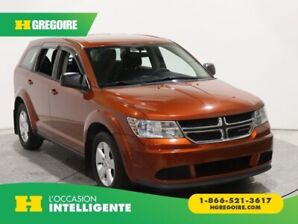 2013 Dodge Journey Canada Value Pkg AUTO A/C MAGS