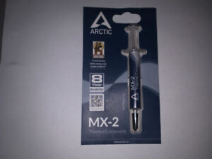 ARCTIC MX-2 (8g) Carbon-Based Thermal Compound