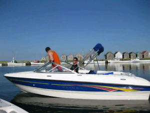 2006 Bayliner Bowrider 18.5ft