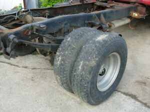 1990 F350 Frame (incomplete vehicle/cab and chassis) FRAME