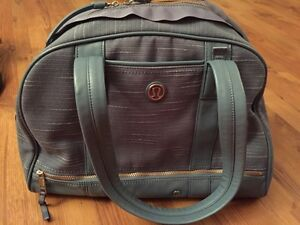 Om for all Lululemon bag