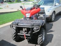 Polaris Sportsman 800 Twin EFI 2005
