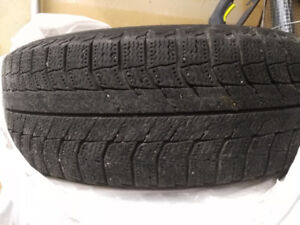 NEW LOW PRICE michelin x-ice 205 / 69R16 95t studless
