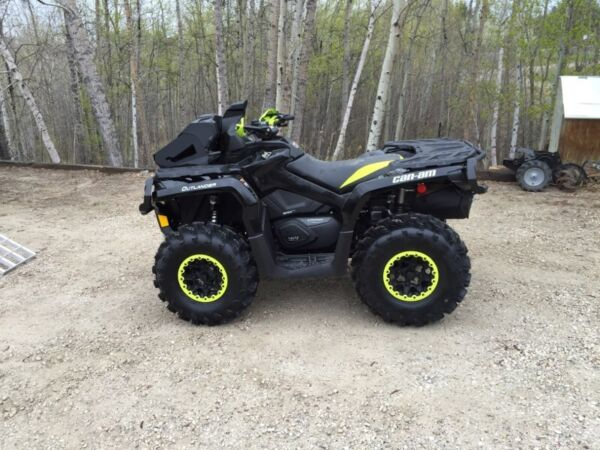 Used 2015 Can-Am 2015 Outlander 1000 XT-P