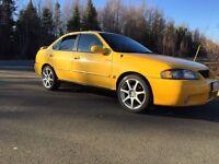 REDUCED: 2003 Nissan Sentra spec v