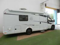 KNAUS SKY TI 700 / GERMAN / 3.0 LTR AUTO / 2 SINGLE BEDS / SORRY NOW SOLD
