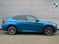 2018 BMW X6 SERIES X6 xDrive40d M Sport SUV Diesel Automatic