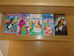 Childrens VHS Movies Cambridge Kitchener Area image 2