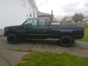 1993 GMC K1500 350 4x4