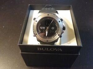 FS or Trade Bulova marine star chrono watch