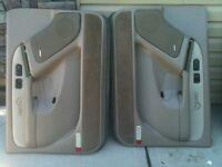 Gmc Yukon Denali Door Panels!!!