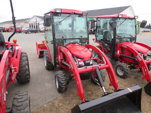 2017 TYM 254HST Tractor Package