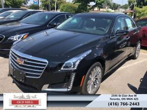 2018 Cadillac CTS BRAND NEW *** All-Wheel Drive ***