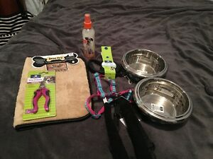 puppy/dog supplies