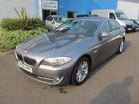BMW 520 2.0TD 2010MY d SE Full Service Storm Grey Leather