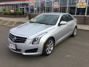 2014 Cadillac ATS 2.5 Luxury  - Leather Seats