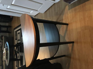Accent table from Ikea