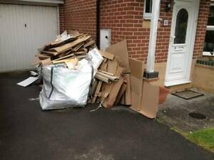 Rubbish removal / unwanted stuff removal, commercial and domestic