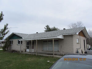 House for Rent/Sale north of Orillia