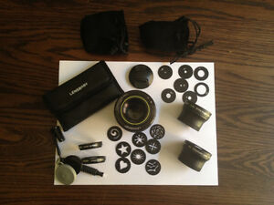 Lensbaby Composer Pro Lens - Canon + Pro Accessories Kit
