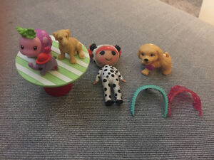 Lalaloopsy, dog and accessories London Ontario image 1