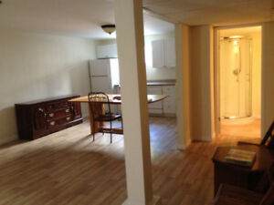 2 Bed Room Basement Suite For Rent: $950