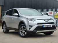 2016 16 TOYOTA RAV4 2.5 VVT-I BUSINESS EDITION PLUS 5D 197 BHP